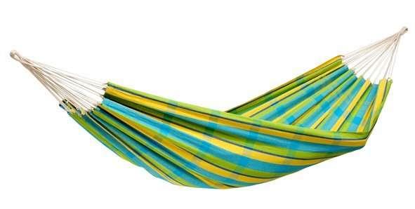 Amazonas Barbados Lemon hangmat zonder spreidstok