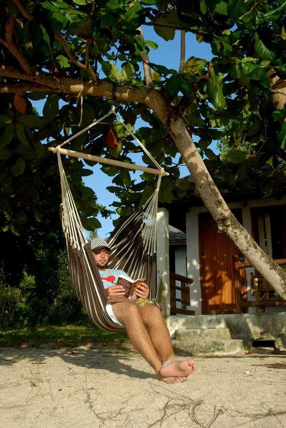 Amazonas Brasil Mocca hangstoel