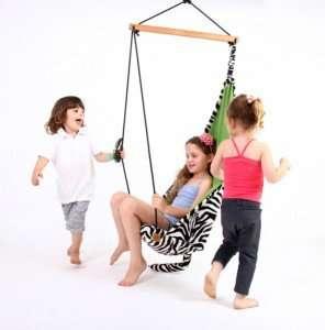 Amazonas Hang Mini Zebra hangstoel kind