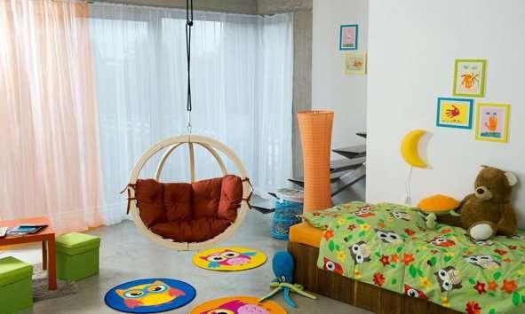 Amazonas Kids Globo Terracotta
