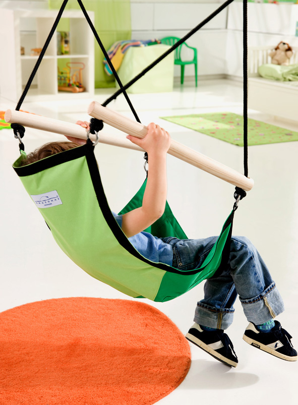 Amazonas Kids Swinger Green hangstoel kind