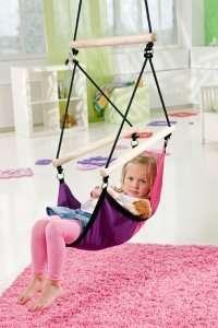 Amazonas Kids Swinger Pink hangstoel kind