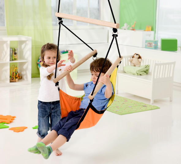 Amazonas Kids Swinger Yellow hangstoel kind