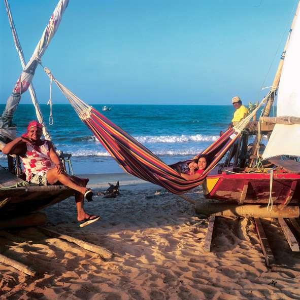Amazonas Paradiso Tropical hangmat zonder spreidstok