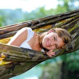 Amazonas Travelset Camouflage reishangmat