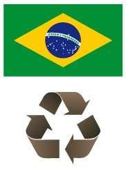 Logo Brasil & Recycle