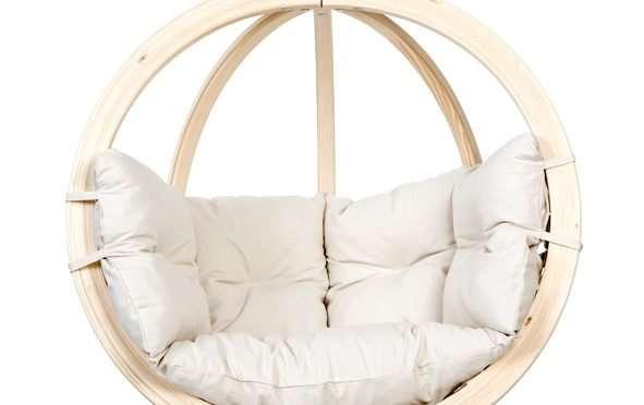Hangstoel Plafond Bevestigen.Amazonas Kid S Globo Natura Hangstoel